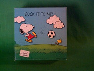 Snoopy Sock It To Me - 70 Pieces
