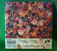 O Christmas Treats - 500 Pieces - Puzzle