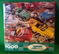 Kiddie Car Classics - 1000 Pieces - Puzzle