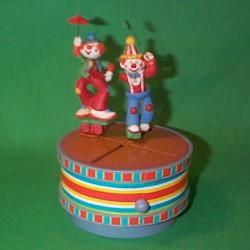 1983 Skating Clowns