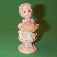 1990 Girl With Pie