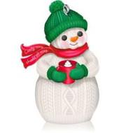 2014 Comfy Cozy Snowman