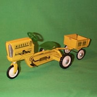 61 Super Deluxe Tractor Yellow