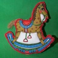 1979 Sewn - Rocking Horse
