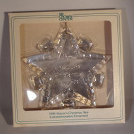 1981 Mayors Tree Ornament