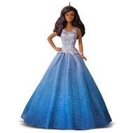 2016 Barbie - Holiday - African American #2