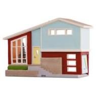 2016 Nostalgic Houses and Shops #33 - Split-level Dream Home