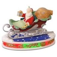 2016 Once Upon a Christmas #6 - Santa Takes Flight