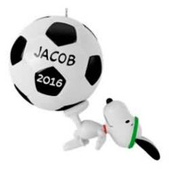 2016 Soccer - Kickin with Snoopy