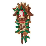 2016 Santas Tiny Timekeeper - Miniature