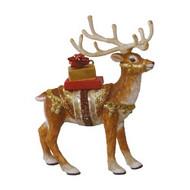 2016 Father Christmas - Reindeer
