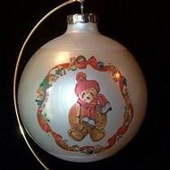 1984 Christmas Presence-1st-Schmid Ornament