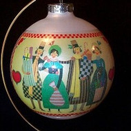1988 Merry Christmasmakers-Schmid Ornament