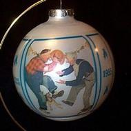 1985 Fancy Footwork 7th-Schmid Ornament