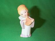 Mary Hamilton Nativity-Heavenly Angel