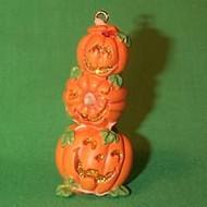 2003 Stack O Lanterns Hallmark ornament