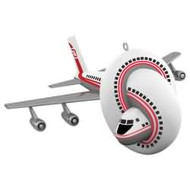 2017 Airplane! Hallmark ornament - QXI1502