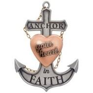 2017 Anchored in Faith Hallmark ornament - QGO1325