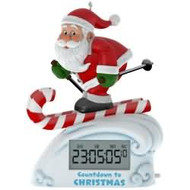 2017 Countdown to Christmas Hallmark ornament - QGO1425