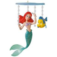 2017 Disney - Ariel's World - The Little Mermaid Hallmark ornament - QXD6232