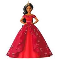 2017 Disney - Princess Elena - Elena of Avalor Hallmark ornament - QXD6275