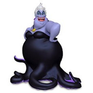 2017 Disney - Ursula - The Little Mermaid (QXE3025)