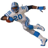 2017 Football - Barry Sanders - Detroit Lions Hallmark ornament - QXI3475