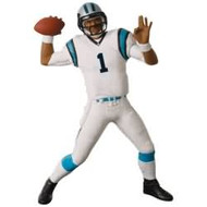 2017 Football Legends #23 - Cam Newton - Carolina Panthers Hallmark ornament - QX9442