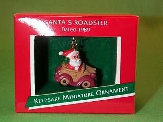 1989 Santa's Roadster