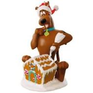 2017 Scooby-Doo - Season's Snackings Hallmark ornament - QXI3082