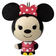 2017 Wooden - Minnie Mouse Hallmark ornament - QKK3546