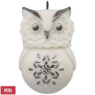 2017 Lovely Li'l Owl Hallmark ornament