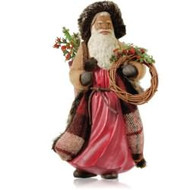 2014 Father Christmas - African American