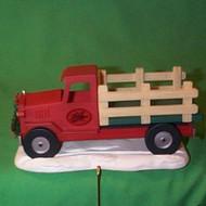 1999 Halls Truck - Stocking Hanger (XSH4513)