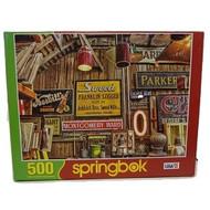 Parker Mills - 500 Pieces - Puzzle