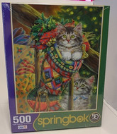 Stocking Curiousity - 500 Pieces - Puzzle