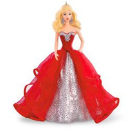 2015 Barbie - Holiday Barbie