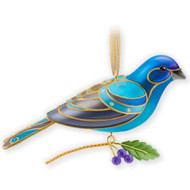 2013 Beauty Of Birds - Indigo Bunting - KOC