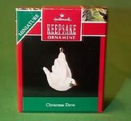 1990 Christmas Dove