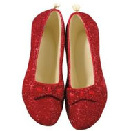 2014 Wizard of Oz - Ruby Slippers