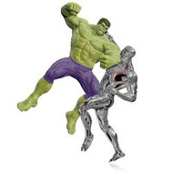 2015 The Hulk vs Ultron