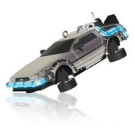 2014 Back to the Future - Flying Time Machine