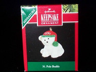 1991 North Pole Buddy