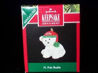 1991 North Pole Buddy