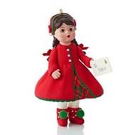 2013 Madame Alexander #18 - Sending Christmas Cheer