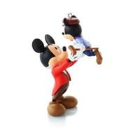 2013 Disney - Christmas Carol #5F - Bob Cratchit and Tiny Tim