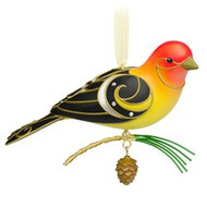 2015 Beauty of Birds #11 - Western Tanager