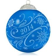 2014 Christmas Commemorative #2 - Blue