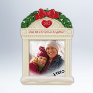 2012 1st Christmas Together - Photo