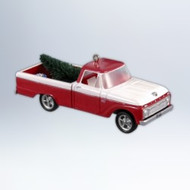 2012 All American Truck #18 -1966 Ford F-100